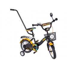 Bicicleta copii MyKids Toma Exclusive 1202 Orange