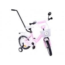 Bicicleta copii MyKids Toma Exclusive 1403 Pink
