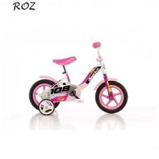 Bicicleta 108 FL cu maner pentru parinti - Dino Bikes-108