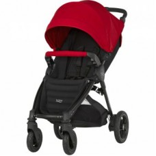 B-MOTION 4 Plus - Flame Red