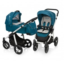 Baby Design Lupo Comfort 05 Turquoise 2017 - Carucior Multifunctional 2in1