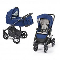 Baby Design Lupo Comfort Limited carucior multifunctional 2 in 1 - 13 Navy Blue 2019