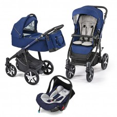 Baby Design Lupo Comfort Limited carucior multifunctional 3 in 1 - 13 Navy Blue 2019
