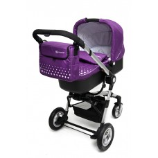 Kinderkraft - Carucior 3 in 1 Kraft