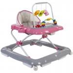 Premergator Pisicuta - Sun Baby - Roz cu Gri