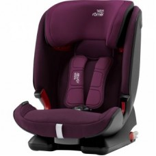 ADVANSAFIX IV M - Burgundy Red