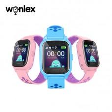 Ceas smartwatch GPS copii KT04