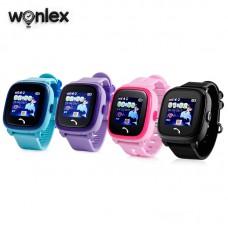 Ceas smartwatch GPS copii GW400S cu WiFi