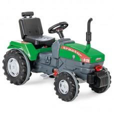 Tractor cu pedale Pilsan SUPER Verde