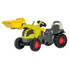 Tractor cu pedale Rolly Kid Claas Elios ROLLY TOYS