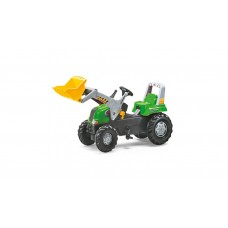 Tractor cu pedale Rolly Junior copii 3-8 ani Rolly Toys