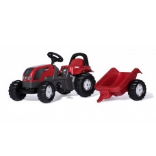 Tractor cu pedale Rolly Kid Valtra ROLLY TOYS