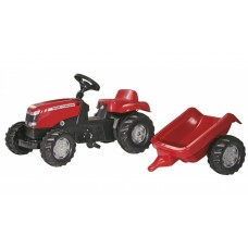 Tractor cu pedale Rolly Kid MF ROLLY TOYS