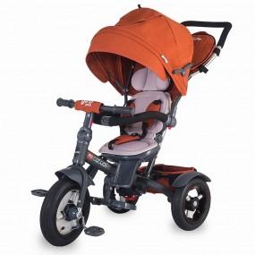 Tricicleta Coccolle Giro Plus multifuntionala